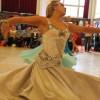 Här dansas vals på Linedance VM i Manchester 2011.